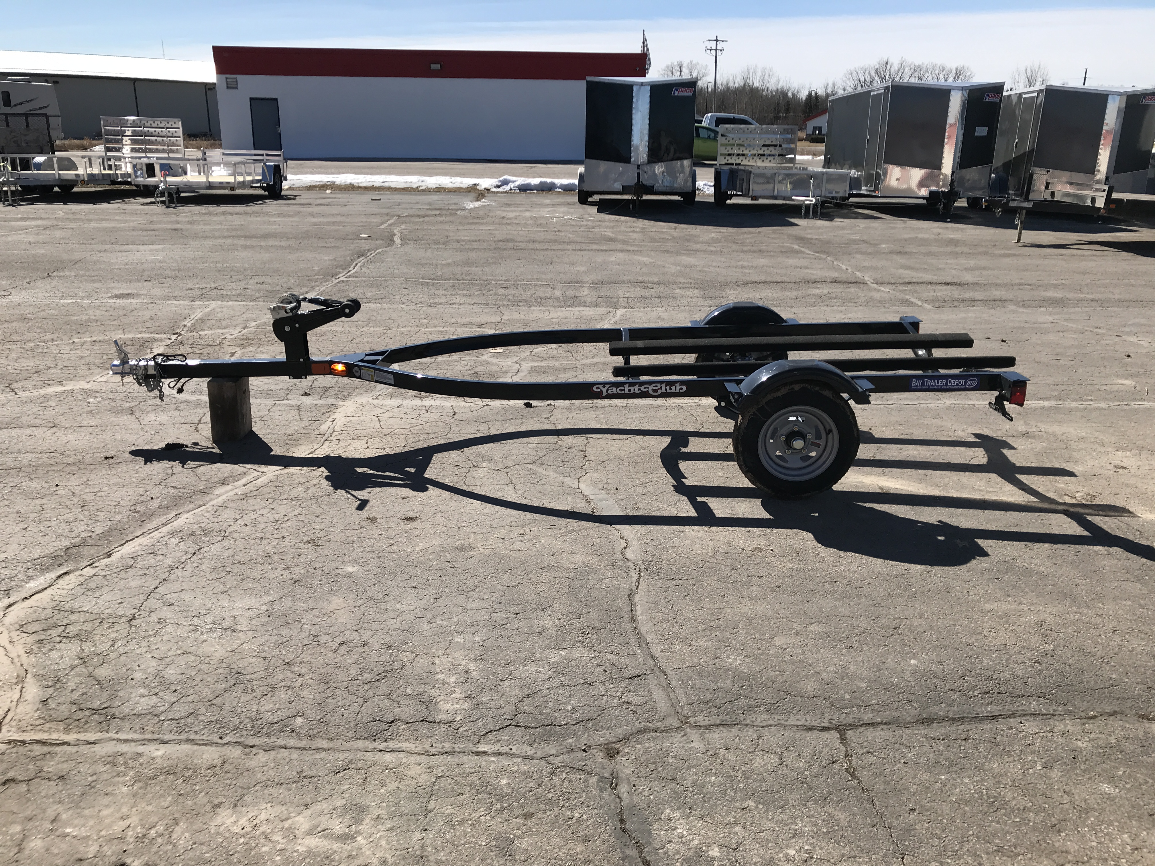 Yacht Club Personal Watercraft Trailer (Single Place) - Bay ... on
